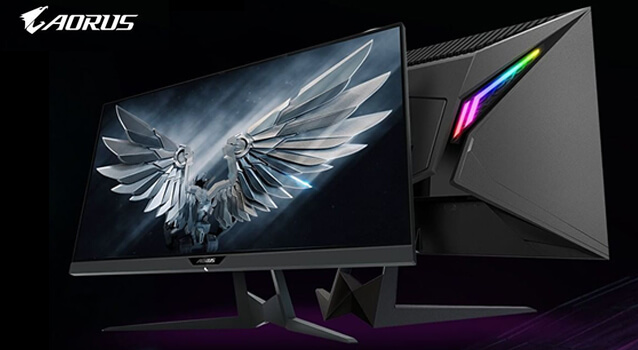 Gigabyte Aorus Gaming Monitors